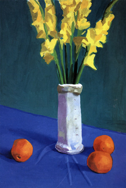 Zenzero Art Hockney
